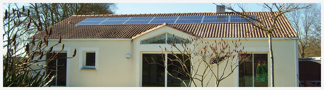 le solaire photovolta que et le solaire thermique energie. Black Bedroom Furniture Sets. Home Design Ideas